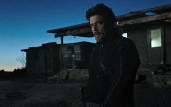 """Πρώτο Trailer Απο Το """"Soldado"""""""