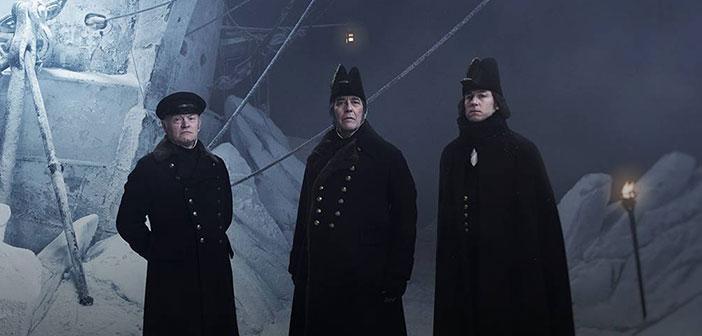 Οι Νέες Τηλεοπτικές Σειρές Του Χειμώνα - Midseason 2018 - The Terror