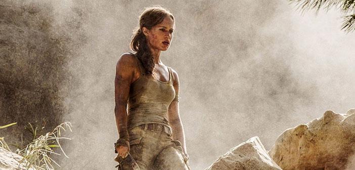 Οι Πιο Αναμενόμενες Ταινίες Του 2018 - Tomb Raider