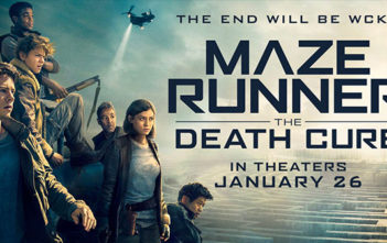 """Maze Runner: The Death Cure"""
