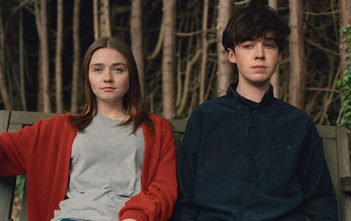 """Trailer Απο Το """"The End of the F***king World"""""""