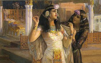 """Το Freeform Ετοιμάζει Την Τηλεοπτική Σειρά """"Cleopatra"""""""