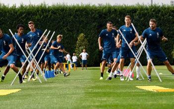 """Πρώτη Ματιά Στο Ντοκυμαντέρ """"First team: Juventus FC"""""""