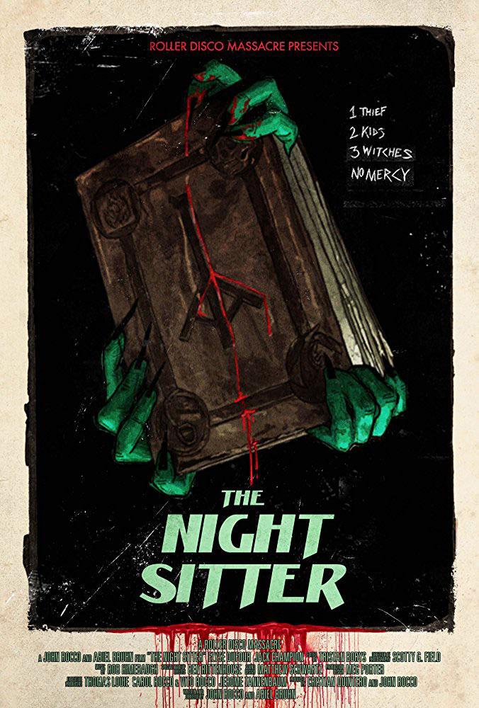 """Trailer Απο Το """"The Night Sitter"""""""