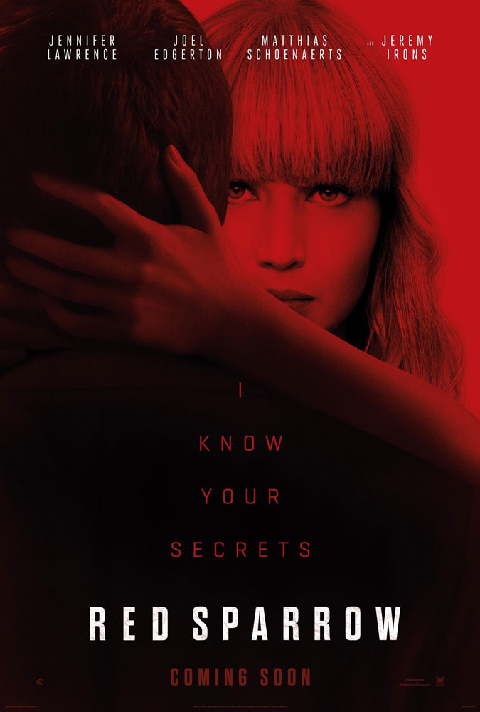 """Red Sparrow"""