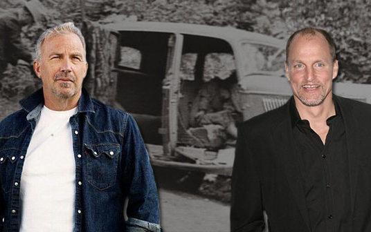 Kevin Costner & Woody Harrelson Στο «The Highwaymen»