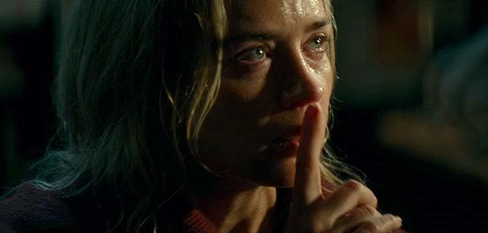 """Νέο Trailer Απο Το """"A Quiet Place"""""""