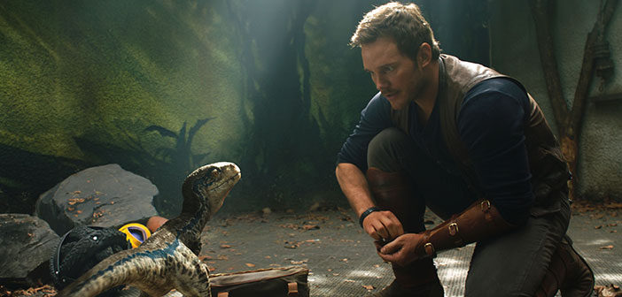 """Νέο Trailer Απο Το """"Jurassic World: Fallen Kingdom"""""""