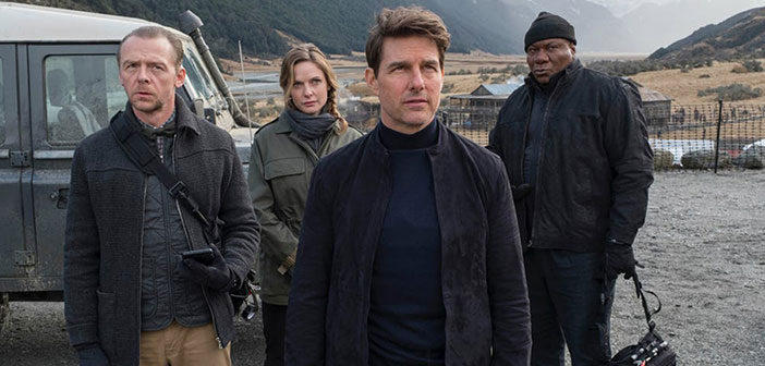 """Πρώτο Trailer Απο Το """"Mission: Impossible - Fallout"""""""