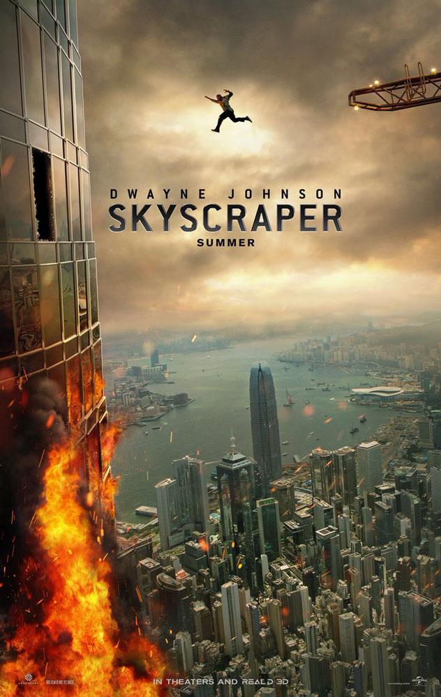 "Trailer Απο Το ""Skyscraper"""