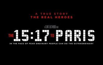 """""""The 15:17 to Paris"""""""