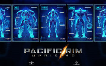"""Pacific Rim: Uprising"""