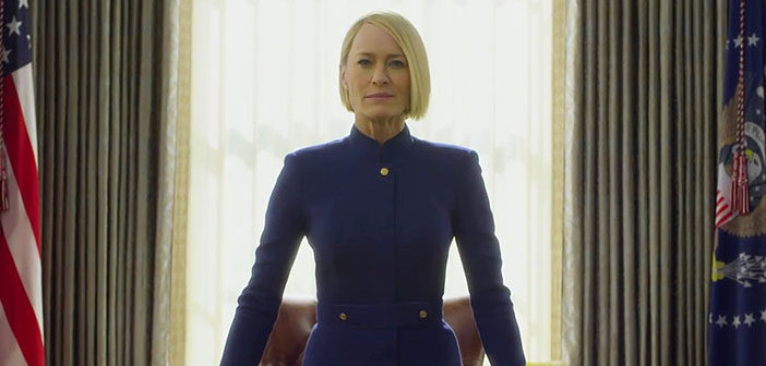 """Trailer Απο Την 6η Σαιζόν Του """"House of Cards"""""""