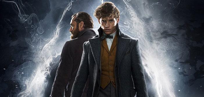"""Πρώτο Trailer Απο Το """"Fantastic Beasts: The Crimes of Grindelwald"""""""
