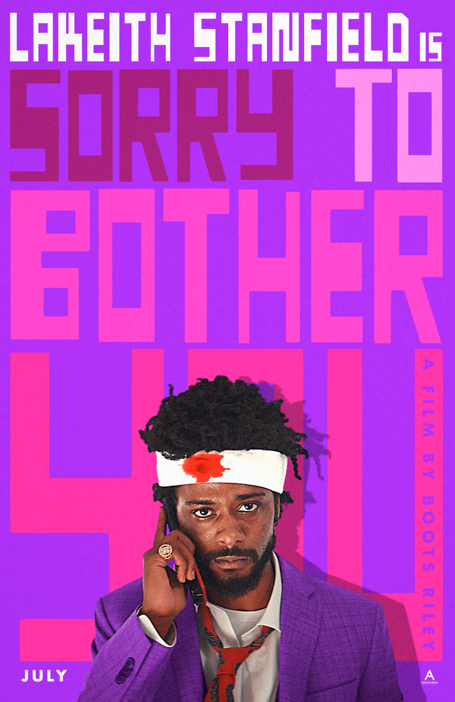 """Trailer Απο Το """"Sorry to Bother You"""""""