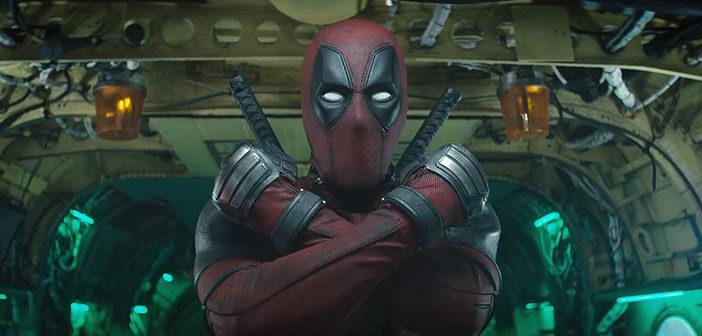 """Τρίτο Trailer Απο Το """"Deadpool 2"""""""