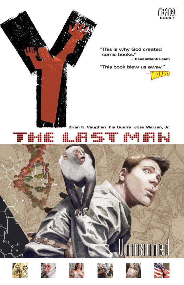 """Το FX Παρήγγειλε Τον Πιλότο Του """"Y: The Last Man"""""""