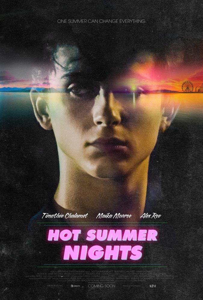 """Trailer Απο Το """"Hot Summer Nights"""""""