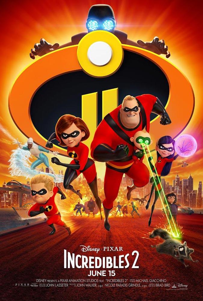 """Νέο Trailer Απο Το """"Incredibles 2"""""""