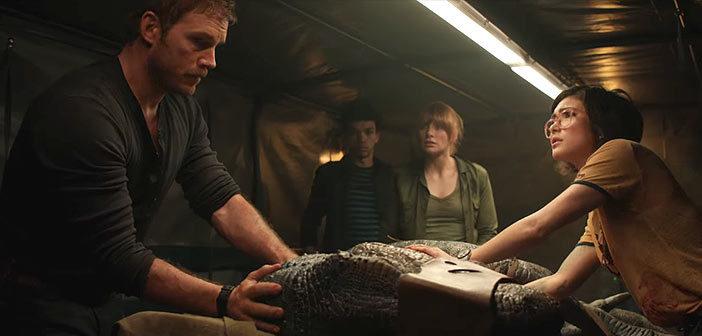 """Το Τελικό Trailer Απο Το """"Jurassic World: Fallen Kingdom"""""""