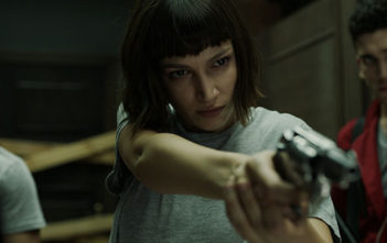 "Trailer Απο Την 2η Σαιζόν του ""Money Heist"""