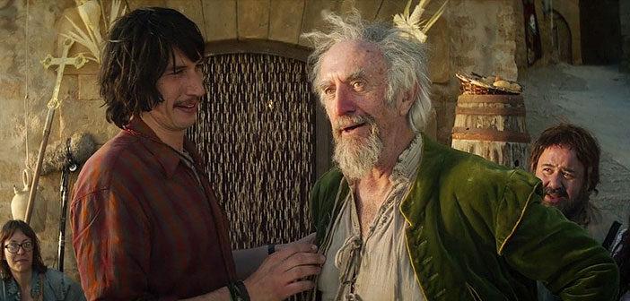 """Πρώτο Trailer Απο Το """"The Man Who Killed Don Quixote"""""""