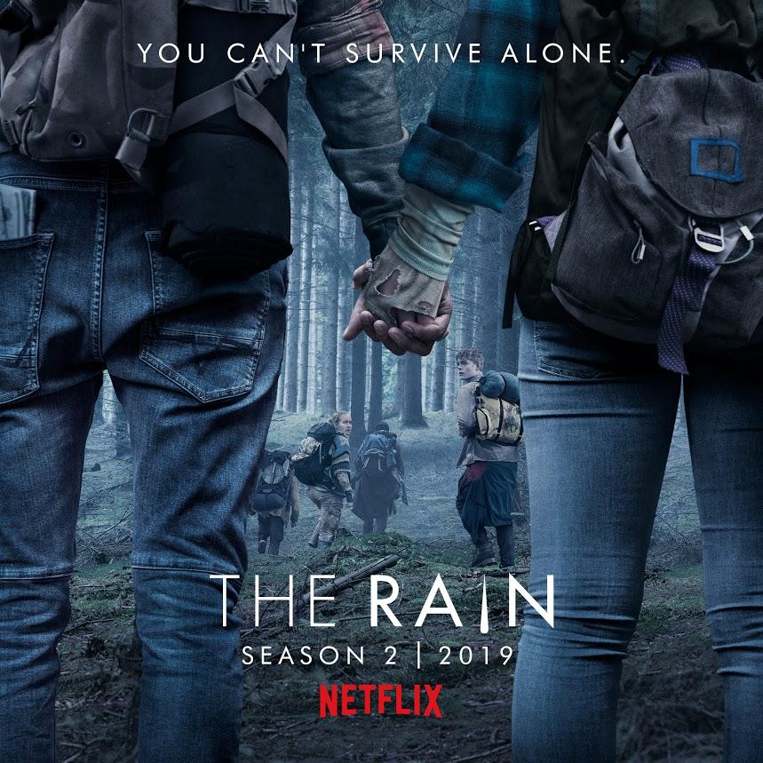 """Το Netflix Παρήγγειλε Την 2η Σαιζόν Του """"The Rain"""""""