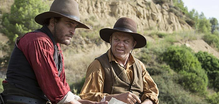 """Trailer Απο Το """"The Sisters Brothers"""""""