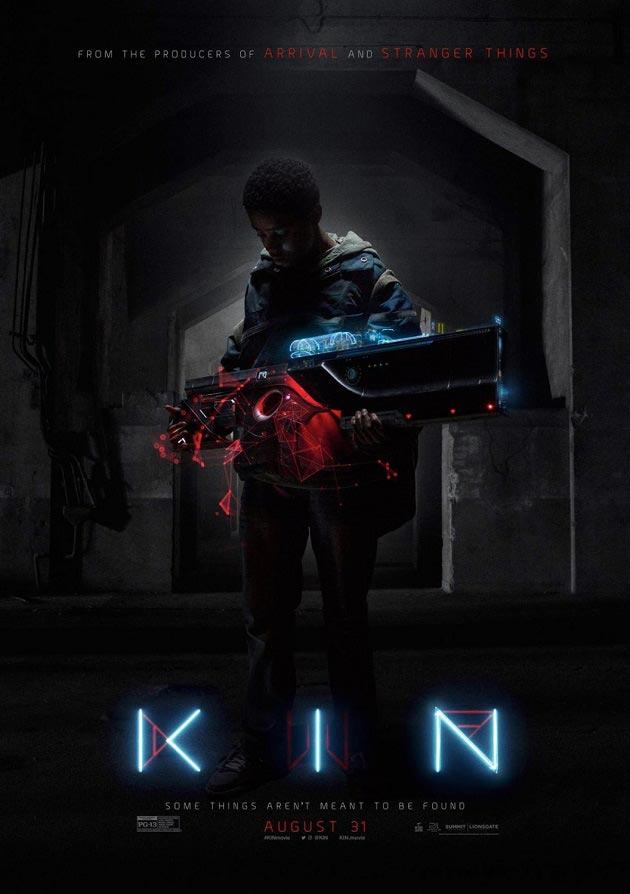 """Πρώτο Trailer Απο Το """"Kin"""""""