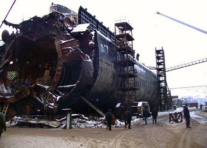 """Πρώτη Ματιά Στο """"Kursk"""" Του Thomas Vinterberg"""