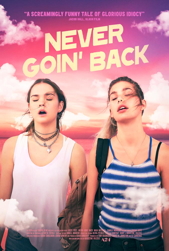 """Trailer Απο Το """"Never Goin' Back"""""""