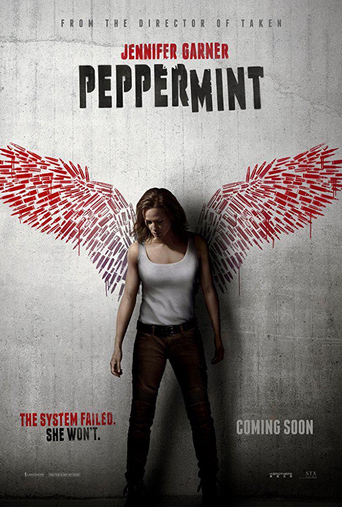 "Trailer Απο Το ""Peppermint"""