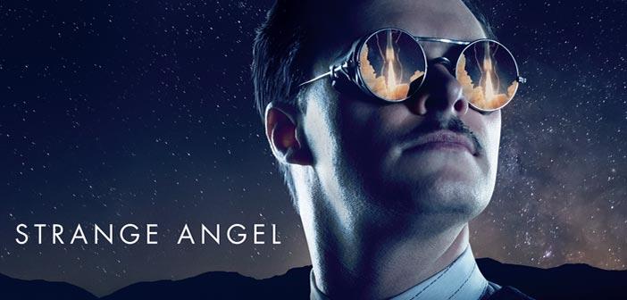 Οι Νέες Τηλεοπτικές Σειρές Του Καλοκαιριού [2018] - Strange Angel