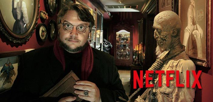 "Το Netflix Παρήγγειλε Το ""Guillermo del Toro Presents 10 After Midnight"""