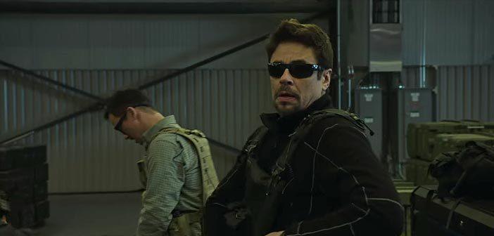 """Το Τελικό Trailer Απο Το """"Sicario: Day of the Soldado"""""""