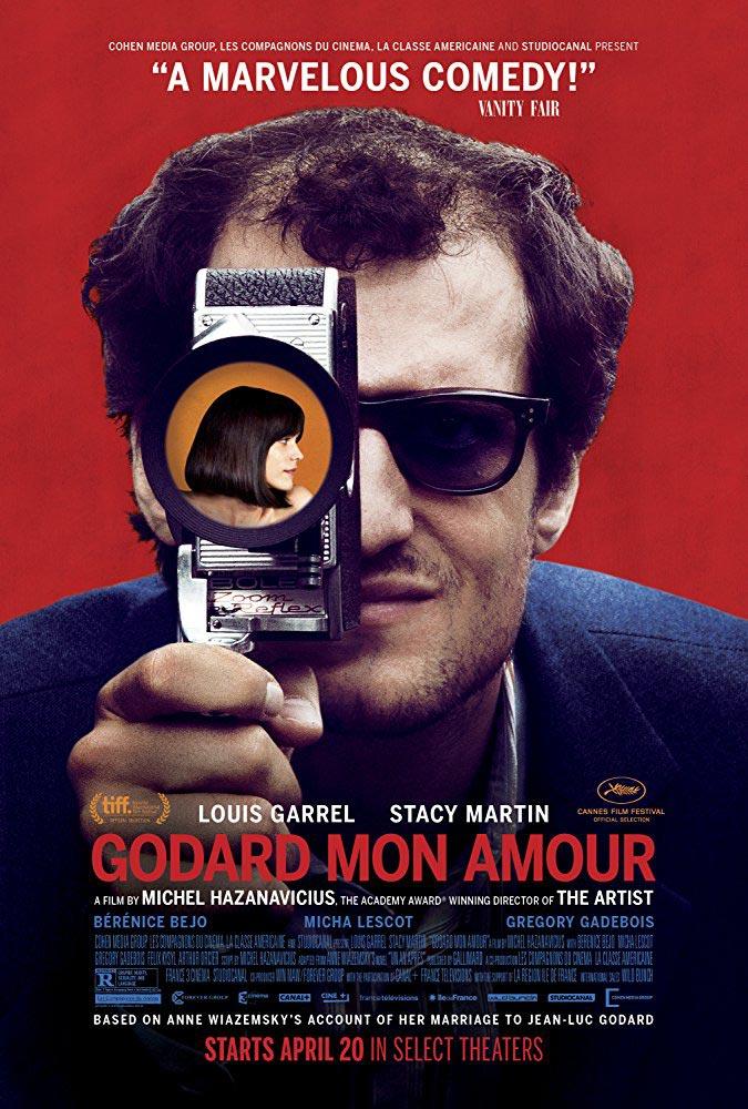 """Godard Mon Amour"""