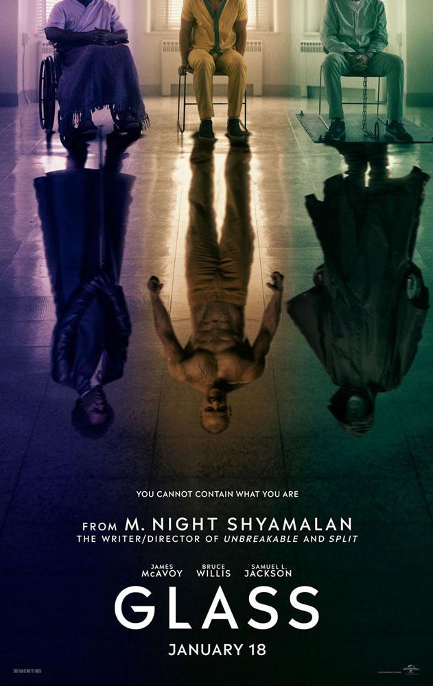 """Πρώτη Ματιά Στο """"Glass"""" Του M. Night Shyamalan"""