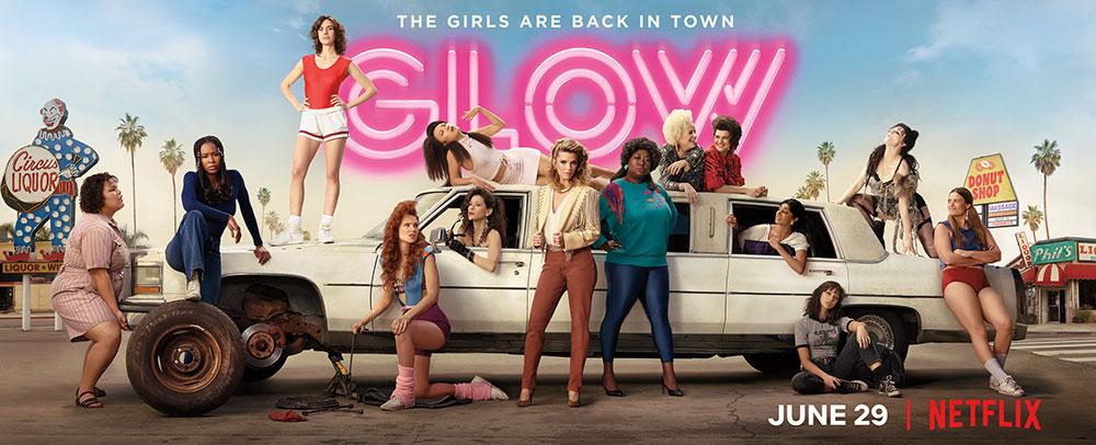 """Νέο Trailer Απο Την 2η Σαιζόν Του """"GLOW"""""""