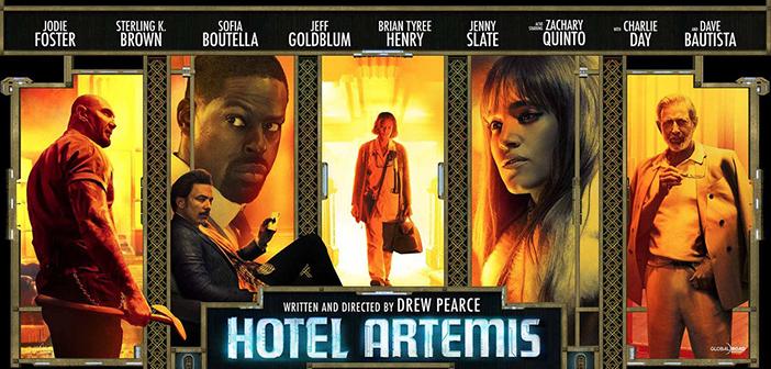 """""""Hotel Artemis"""""""