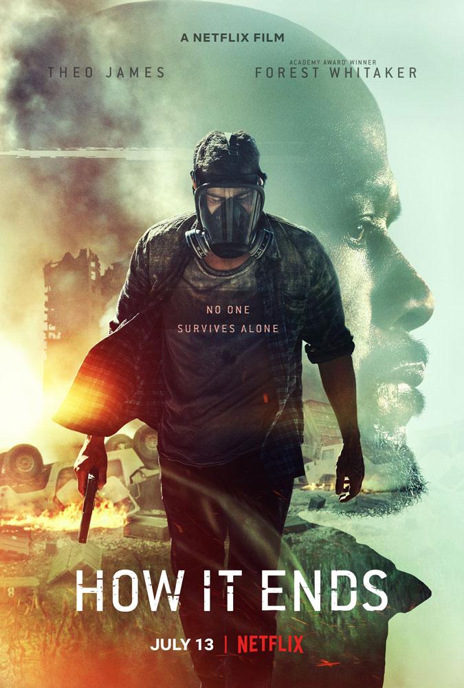 "Trailer Απο Το ""How It Ends"" Του Netflix"