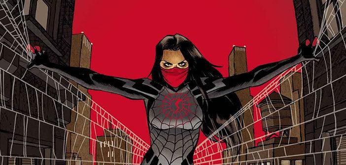 """Η Sony Ετοιμάζει Την Μεταφορά Του Comic """"Silk"""""""