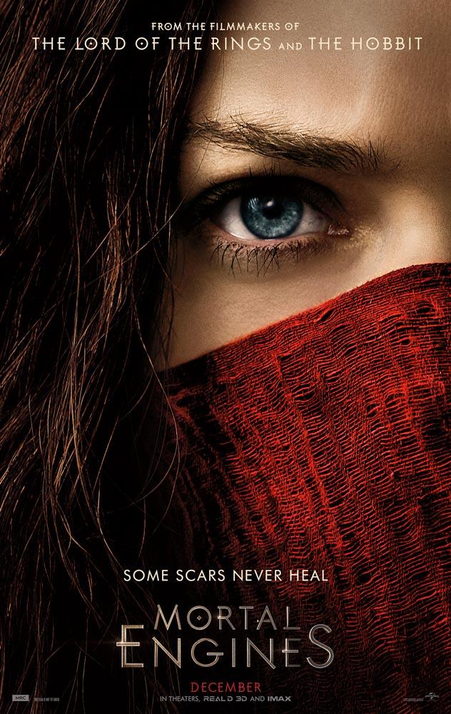 """Νέο Trailer Απο Το """"Mortal Engines"""""""