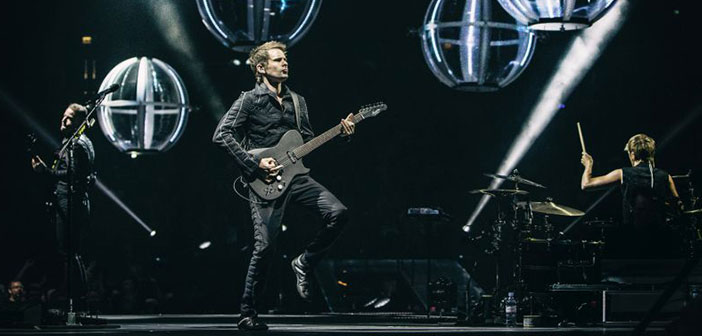 "Trailer Απο Το ""Muse Drones World Tour"""