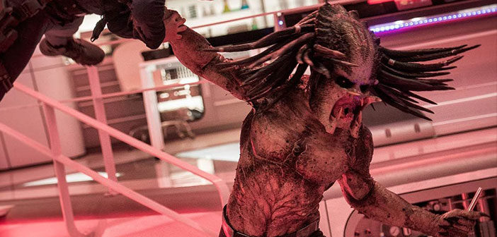 """Νέο Trailer Απο Το """"The Predator"""""""