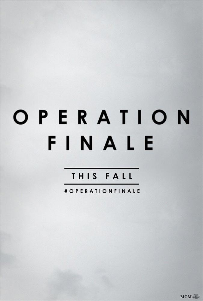 """Πρώτο Trailer Απο Το """"Operation Finale"""""""