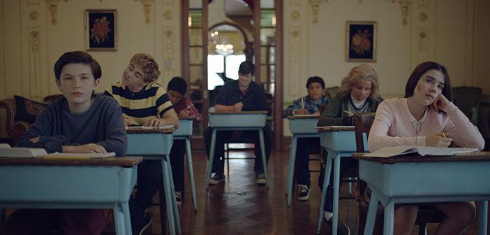 """Trailer Απο Το """"Boarding School"""""""