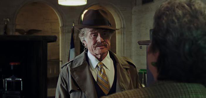 """Πρώτο Trailer Απο Το """"The Old Man & the Gun"""""""