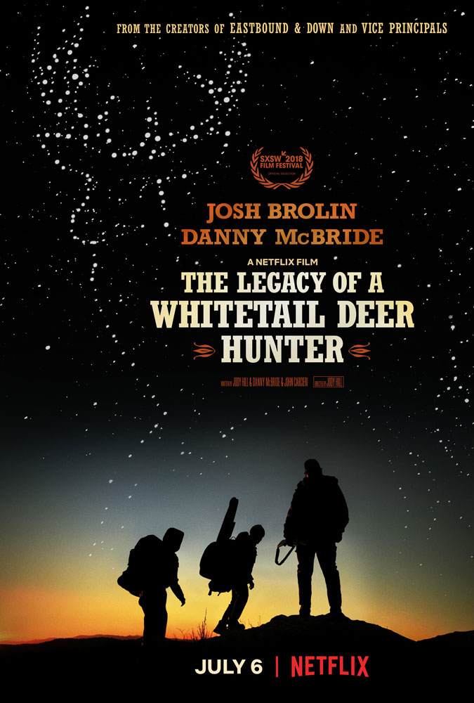 "Trailer Απο Το ""Legacy of a Whitetail Deer Hunter"""