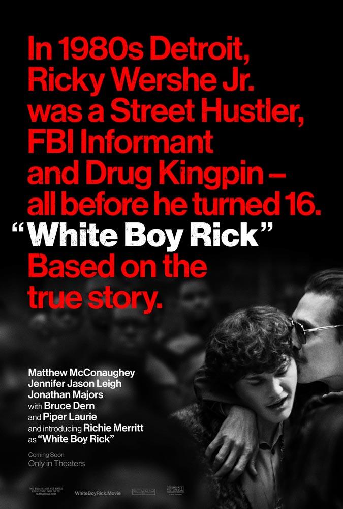 """Πρώτο Trailer Απο Το """"White Boy Rick"""""""