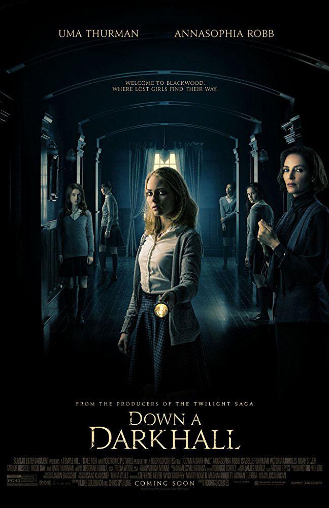 """Πρώτο Trailer Απο Το """"Down a Dark Hall"""""""